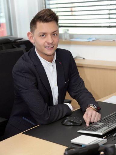 Hr. Daniel Feichtmayr