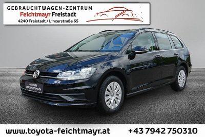 VW Golf Variant Comfortline 1,6 TDI DSG bei Autohaus Feichtmayr in