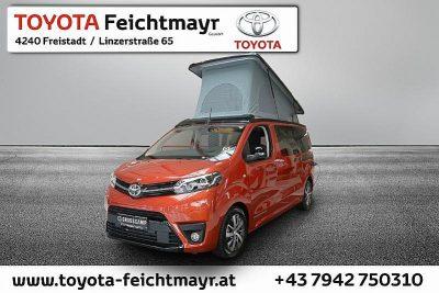 Toyota Proace Verso 2,0 D-4D 180 Medium Family Aut. bei Autohaus Feichtmayr in
