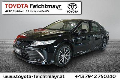 Toyota Camry 2,5 Hybrid VIP Aut. bei Autohaus Feichtmayr in