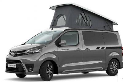 Toyota Proace Verso 2,0 D-4D 150 Medium Family+ bei Autohaus Feichtmayr in