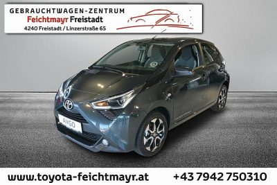 Toyota Aygo 1,0 VVT-i x-play bei Autohaus Feichtmayr in