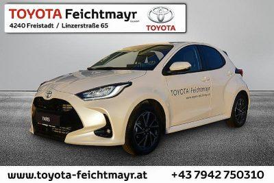 Toyota Yaris 1,5 VVT-ie Design bei Autohaus Feichtmayr in