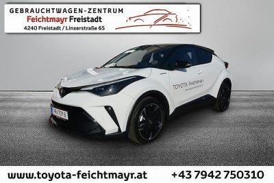 Toyota C-HR 2,0 Hybrid GR-S CVT bei Autohaus Feichtmayr in