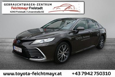 Toyota Camry 2,5 Hybrid Lounge Aut. bei Autohaus Feichtmayr in