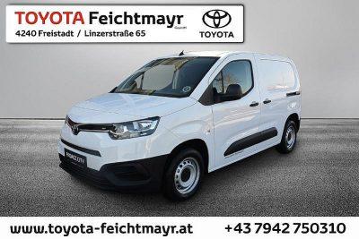 Toyota Pro Ace City Kastenwagen 1,5 D-4D 75 L1 Basis bei Autohaus Feichtmayr in