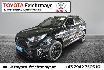 Toyota RAV4 2,5 Hybrid Style AWD bei Autohaus Feichtmayr in