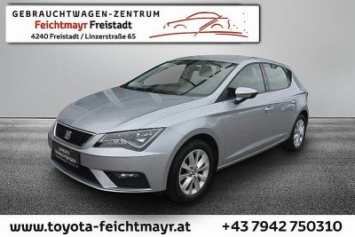 Seat Leon Style 1,0 TSI bei Autohaus Feichtmayr in