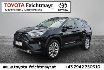 Toyota RAV4 2,5 Hybrid VIP AWD bei Autohaus Feichtmayr in