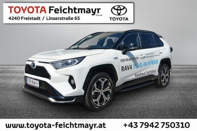 Toyota RAV4 2,5 Hybrid PHEV Style AWD bei Autohaus Feichtmayr in