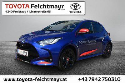 Toyota Yaris 1,5 VVT-ie Tokyo Spirit bei Autohaus Feichtmayr in