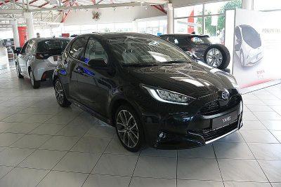 Toyota Yaris 1,5 VVT-i Hybrid Lounge Aut. bei Autohaus Feichtmayr in