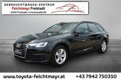 Audi A4 Avant 2,0 TDI bei Autohaus Feichtmayr in
