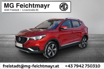 MG ZS EV Luxury bei Autohaus Feichtmayr in