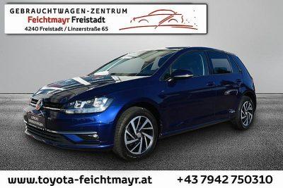 VW Golf Comfortline 1,6 TDI bei Autohaus Feichtmayr in