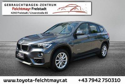 BMW X1 xDrive18d Advantage Aut. bei Autohaus Feichtmayr in