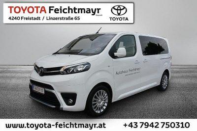 Toyota Proace Verso 2,0 D-4D 150 Medium Family bei Autohaus Feichtmayr in