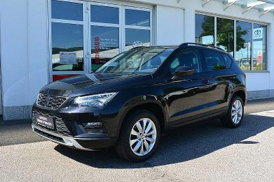 Seat Ateca 1,6 Style TDI bei Autohaus Feichtmayr in