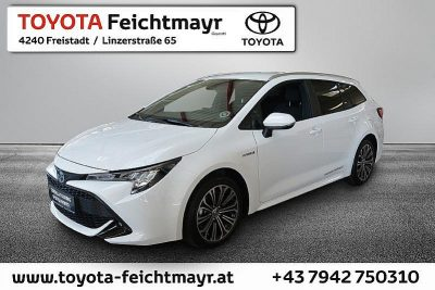 Toyota Corolla Kombi 1,8 Hybrid Active Drive bei Autohaus Feichtmayr in