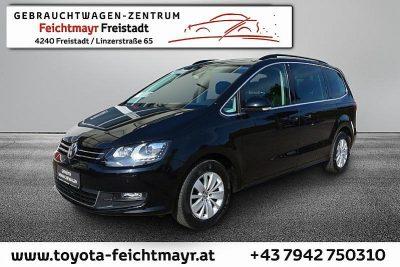 VW Sharan Comfortline BMT SCR 2,0 TDI bei Autohaus Feichtmayr in