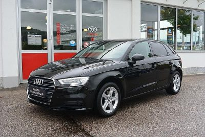 Audi A3 SB 1,4 TFSI COD ultra S-tronic bei Autohaus Feichtmayr in