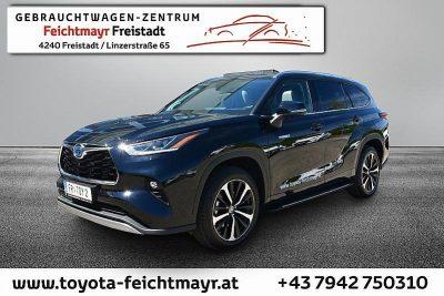 Toyota Highlander 2,5 Hybrid VIP AWD bei Autohaus Feichtmayr in